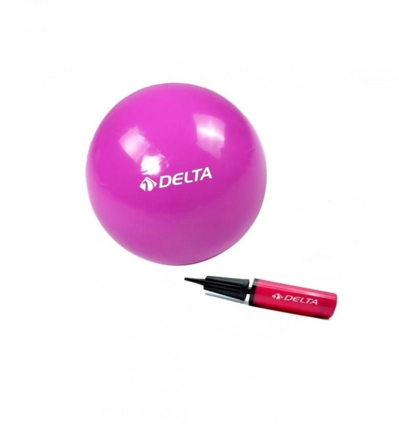 25 cm Pilates Denge Egzersiz Topu + Pilates Topu Pompası