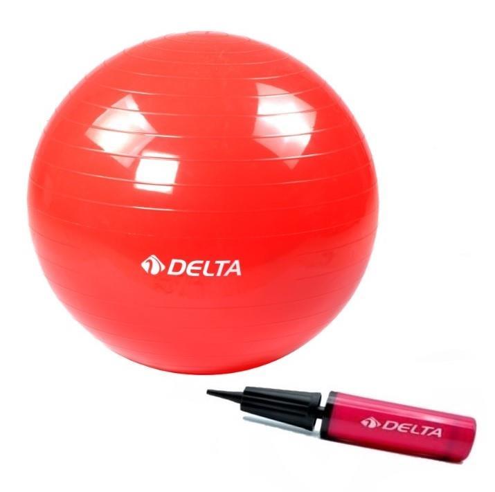 55 cm Deluxe Pilates Topu 25 cm Pilates Topu Pompası