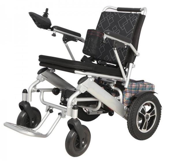 Sepetli Akülü Tekerlekli Sandalye
