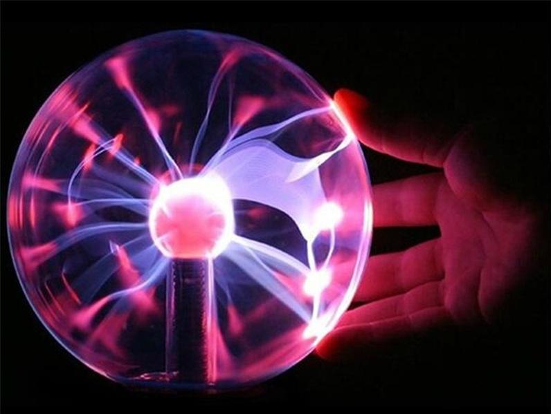 Sihirli Plazma (Tesla) Küre